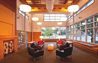SU Admissions & Alumni Building
