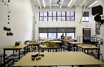 SU Sculpture Studio