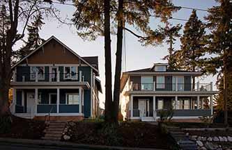 Rainier Beach Homes
